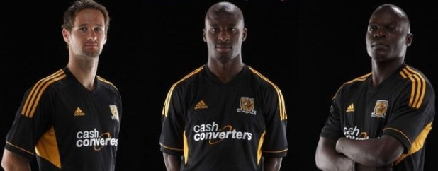 Black Hull City Kit 12 13
