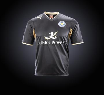Black LCFC Kit 2012/13