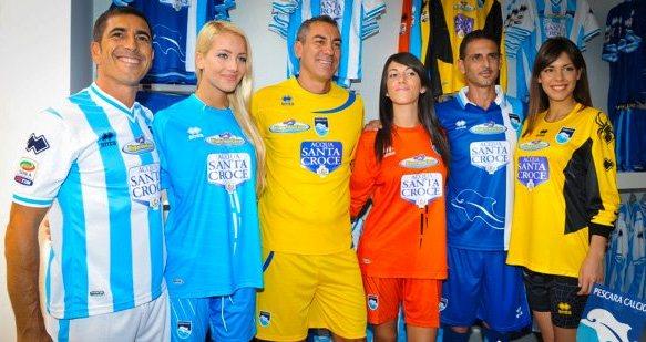 Errea Pescara Kit 12 13