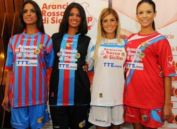 Givova Catania Jersey 2012