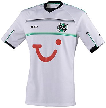 Hannover 96 Europa League Jersey