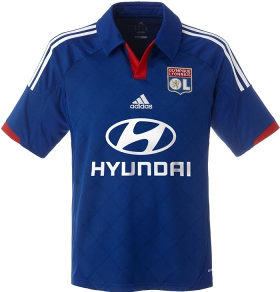 Hyundai OL Jersey 12/13