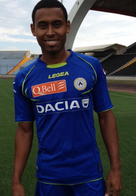 Legea Udinese Maglia 2012
