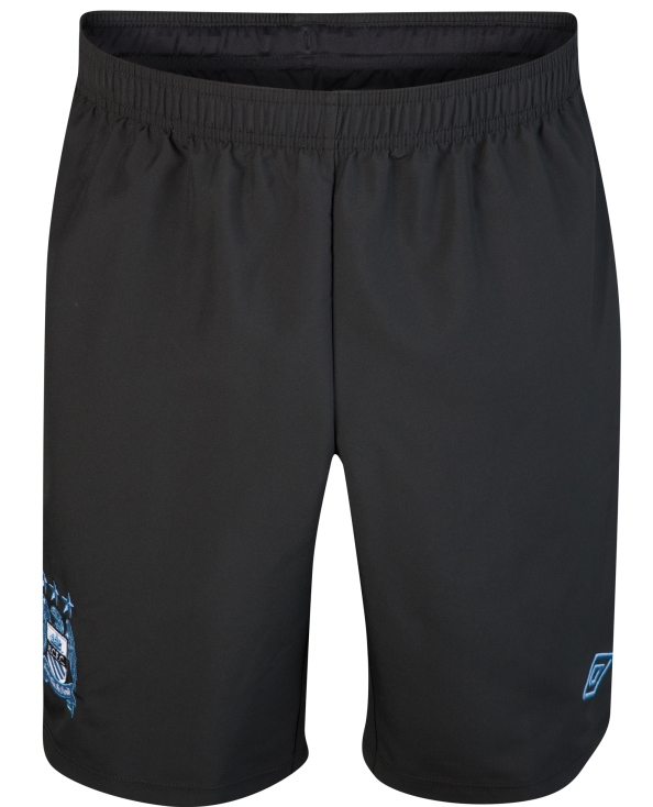 Man City 3rd Kit Shorts 2012