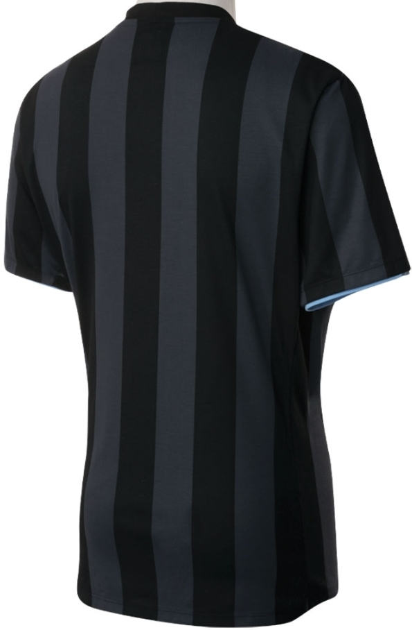 Man City New European Away Shirt 2012