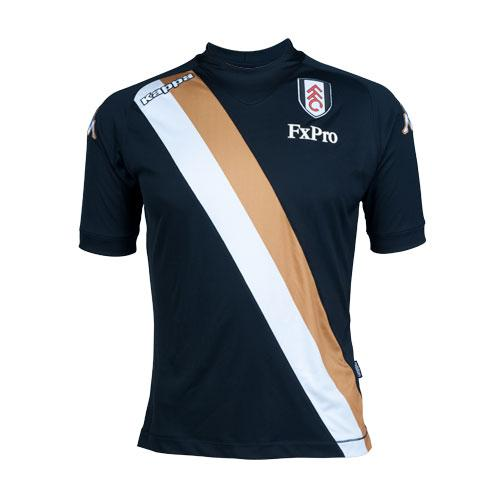 New Fulham Third Kit 12 13