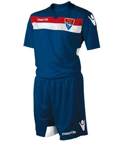 New Gil Vicente Jersey 2012