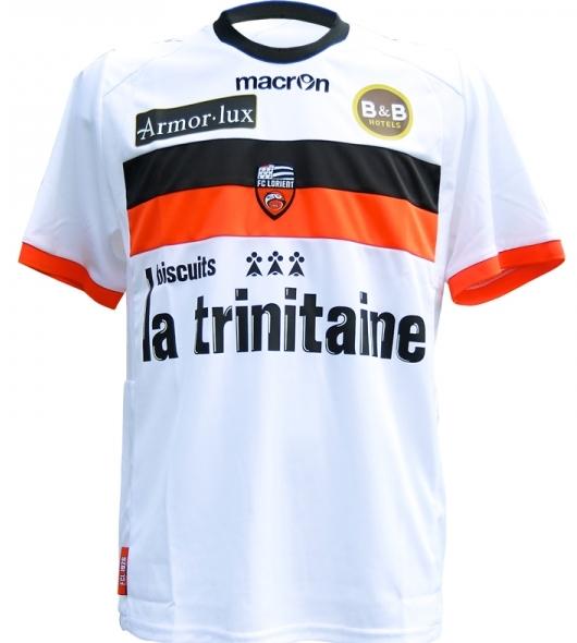 New Lorient Away Jersey 2012 13