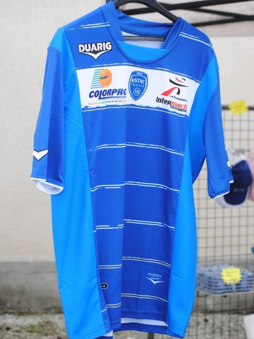 New Troyes Kit 2012 13