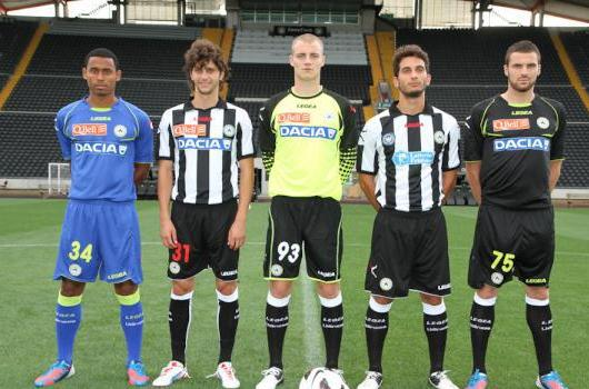 New Udinese Kit 12 13