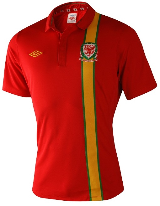New Wales Football Kit 2013