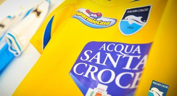 Pescara Calcio Maglie 2012