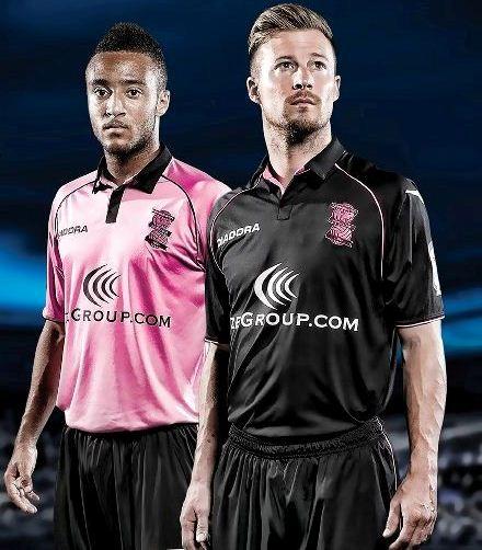 Pink Birmingham Kit 12 13