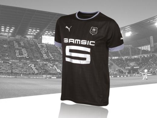 Stade Rennais Jersey 2012