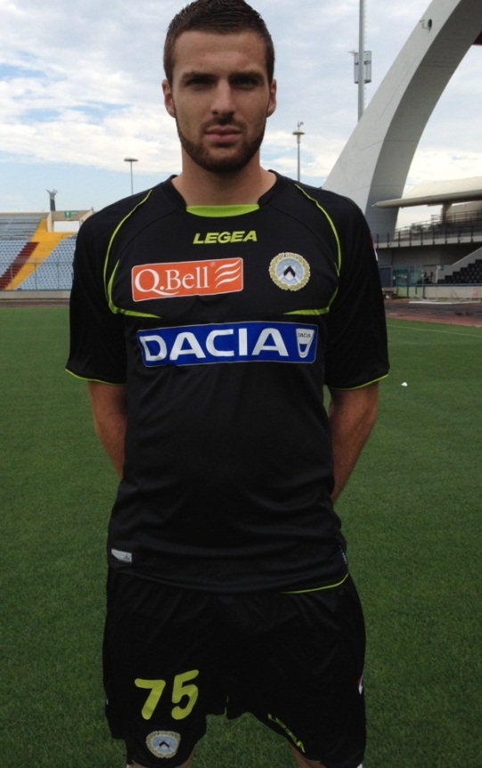 Udinese Third Kit 12 13