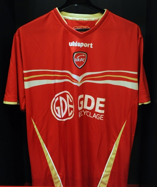 Uhlsport Valenciennes Kit 12 13