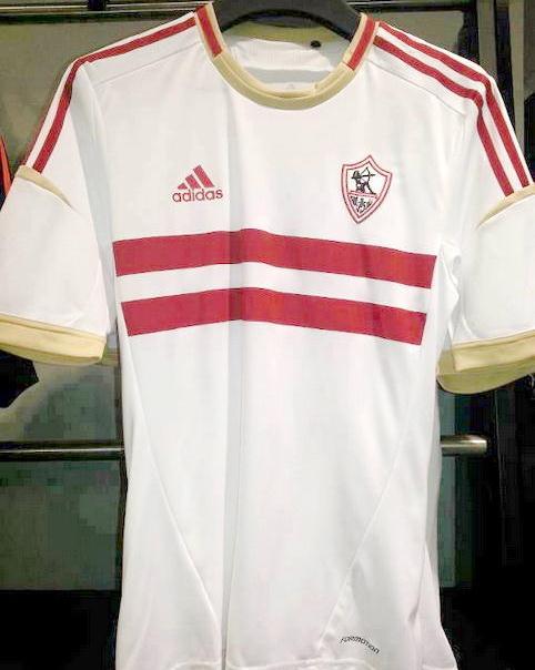 Adidas Zamalek Jersey 2012 2013