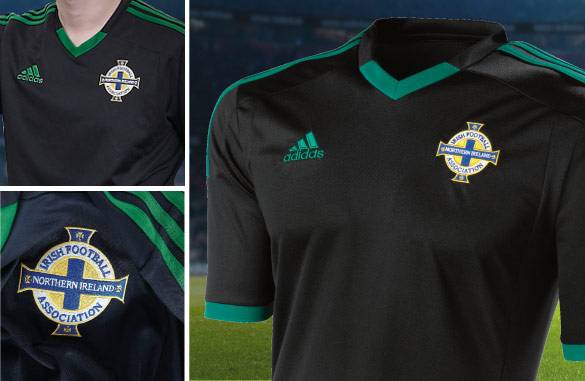 New Northern Ireland Adidas Away Kit 2012