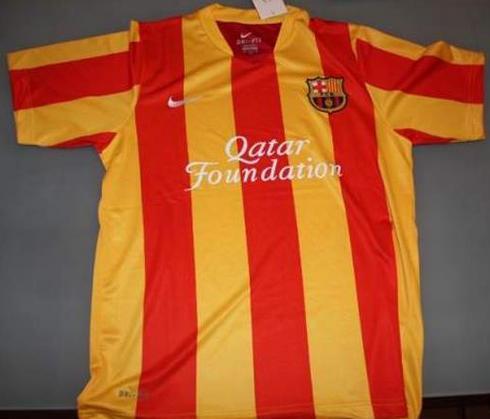 barcelona senyera 2013 jersey