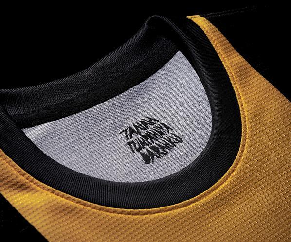Malaysia Nike Shirt 2012