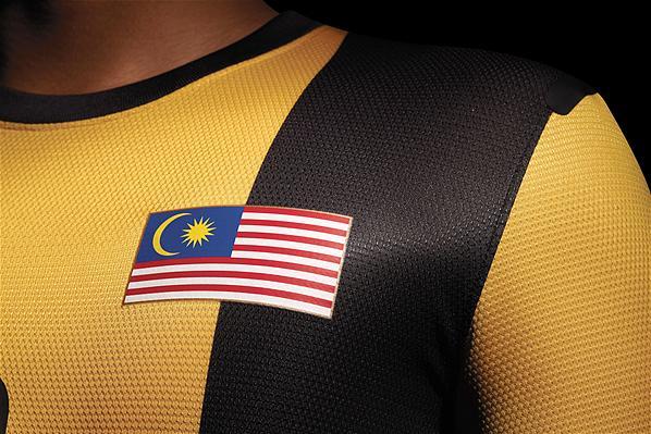 Malaysia Soccer Jersey 2013