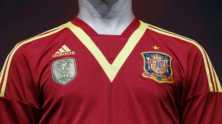 Spain 2013 Football Shirt