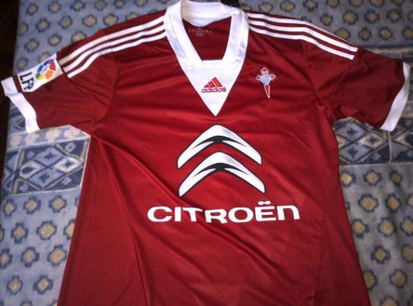 Celta Vigo Copa Jersey