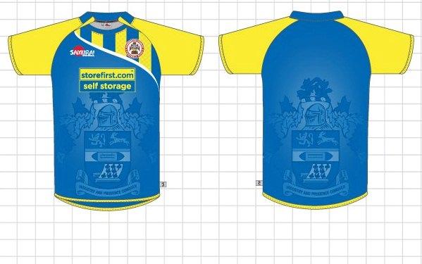 Accrington Stanley Storefirst Kit