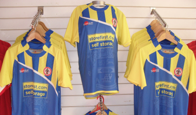 Accrington Stanley Third Shirt 2012-13