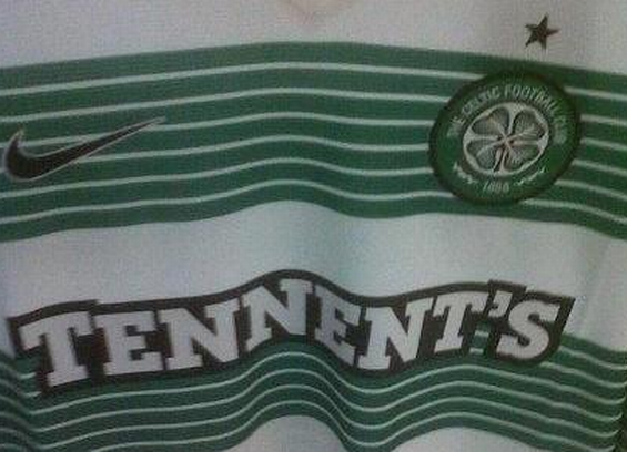 Broken Hoops Celtic Strip 2013