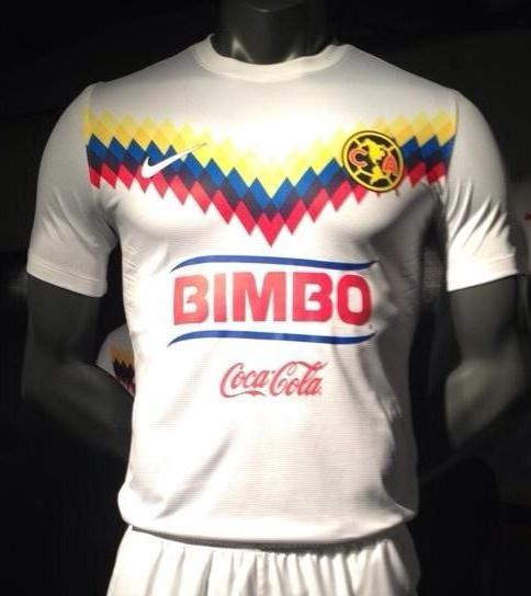 New Club America 2013 Soccer Jersey- Nike Club America Third Kit ... 665703e9efb7