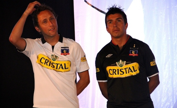 New Colo Colo Football Shirt 2013