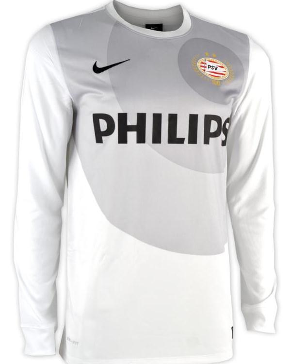 PSV White GK Jersey 2013