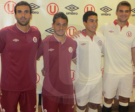 Universitario Shirts 2013