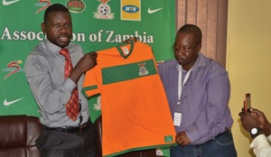 Zambia Kit 2013