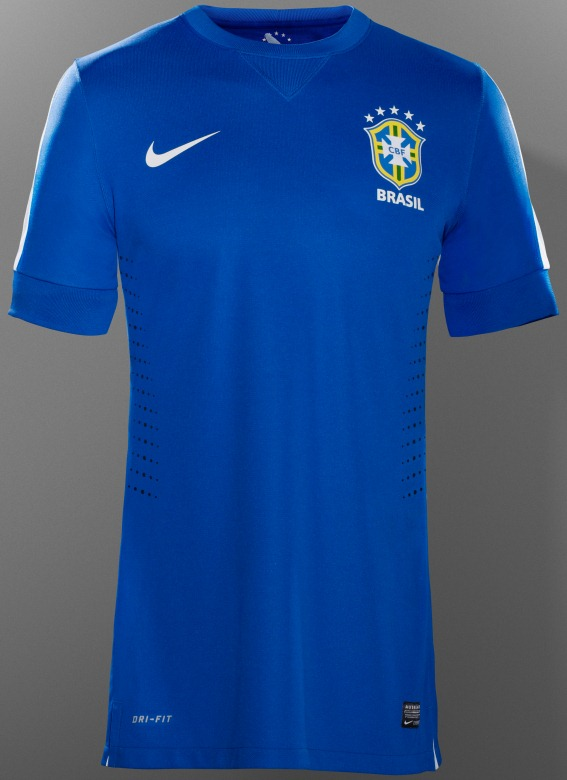 Brazil Confederations Cup Away Shirt
