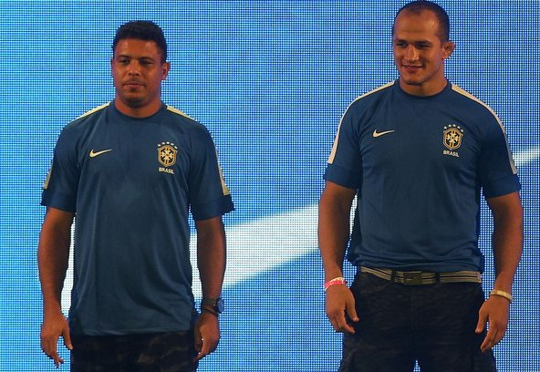 Brazil Confederations Cup Jersey