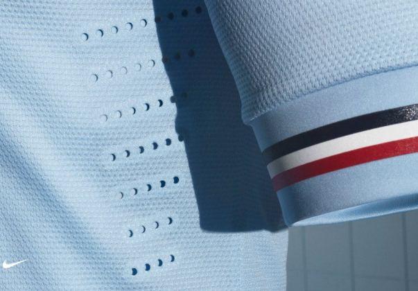 France Away Shirt 2013