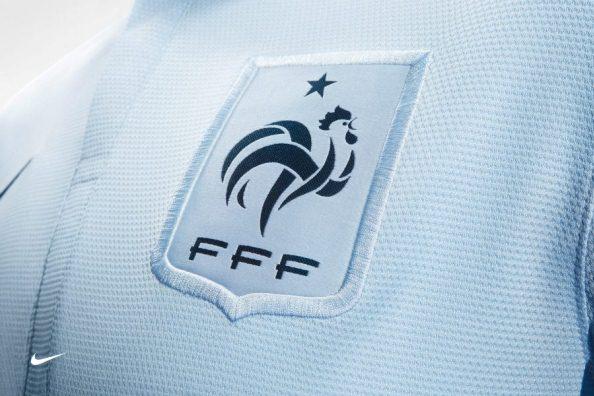 France Away Top FFF 2013