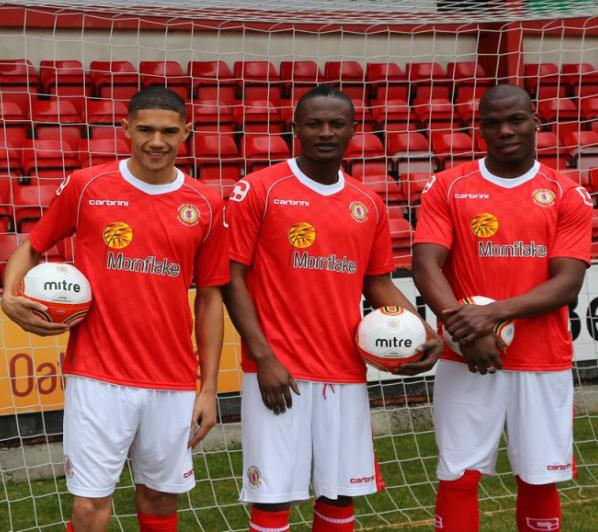 New Crewe Alex Kit 2013 2014