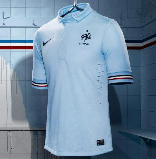 New France Away Jersey 2013