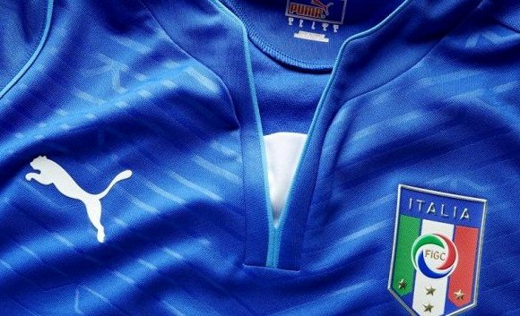 New Italy Confederations Cup Jersey 2013