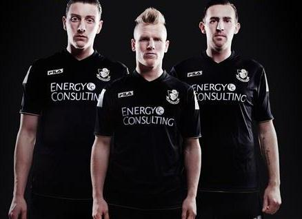 Bournemouth Away Kit 2013 2014