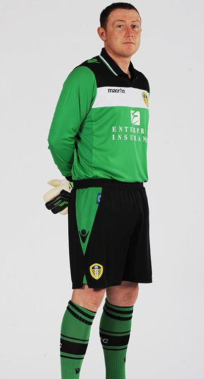 Leeds New GK Kit 2013