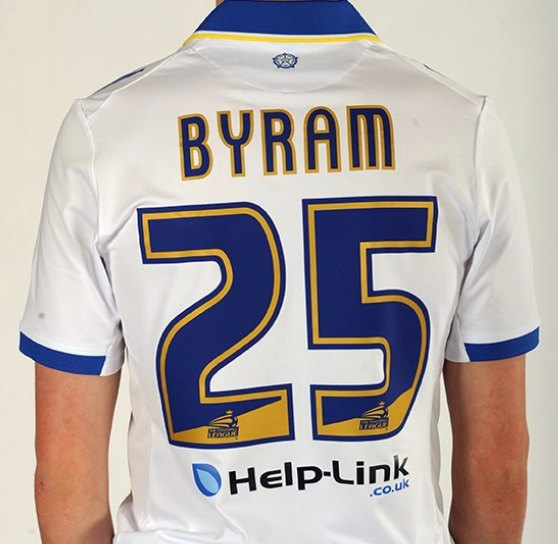 Leeds United New Shirt 2013 2014