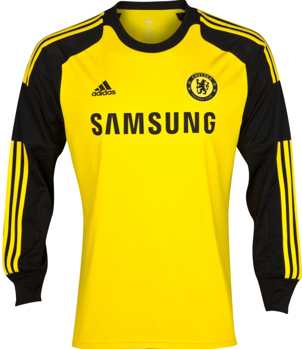 a6f51b961ba New Chelsea Goalkeeper Kit 2013-14