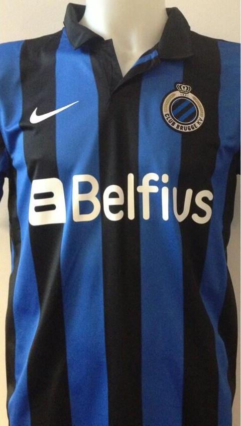 New Club Brugge Kit 2013