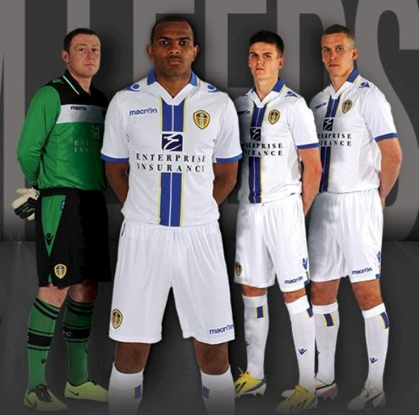 New Leeds Kit 2013 14