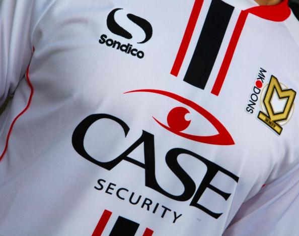 New MK Dons Kit 2013 14