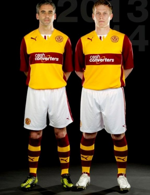 New Motherwell Strip 13 14